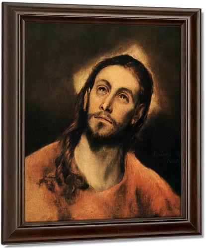 Christ By El Greco