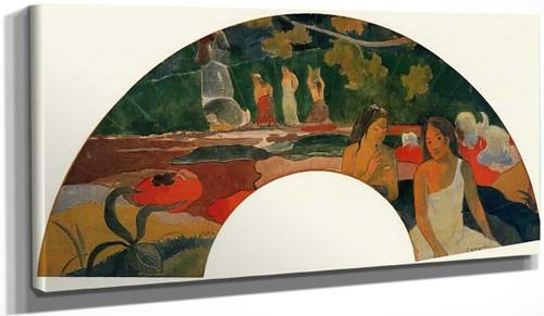 Aarearea, Ii  By Paul Gauguin