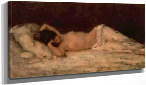 Nude By Nicolae Grigorescu