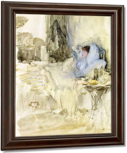 Convalescent By James Abbott Mcneill Whistler