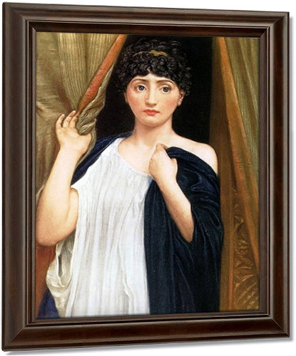Cressida By Sir Edward John Poynter Oil on Canvas Reproduction