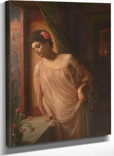 Asterie By Sir Edward John Poynter