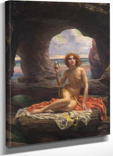 At Low Tide By Sir Edward John Poynter