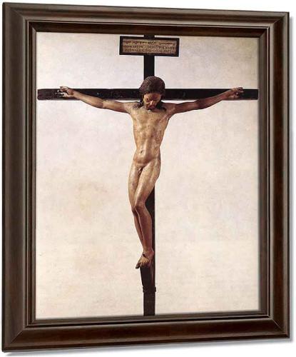 Crucifix By Michelangelo Buonarroti