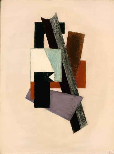 Compositioniii By Albert Eugene Gallatin