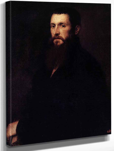 Daniele Barbaro By Titian