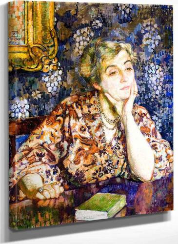 Maria Van Rysselberghe Jersey. By Theo Van Rysselberghe