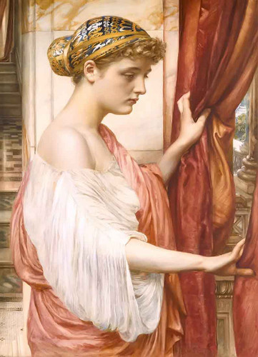 Psyche By Sir Edward John Poynter