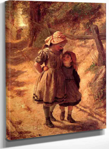 Sisters By Frederick Morgan