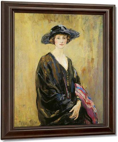 Dorothy Una Ratcliffe By Ambrose Mcevoy