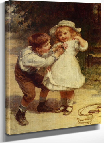 Sweet Hearts By Frederick Morgan