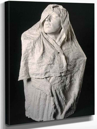 Draped Torso Of The Age Of Bronze By Auguste Rodin