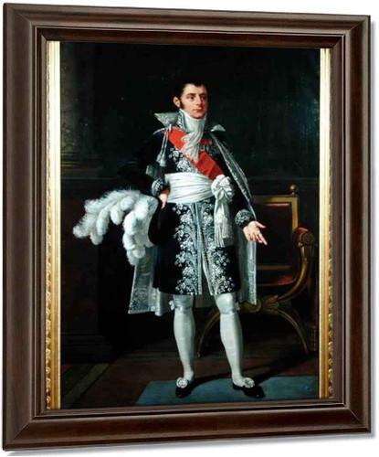 Duke Of Rovigo By Robert Lefevre