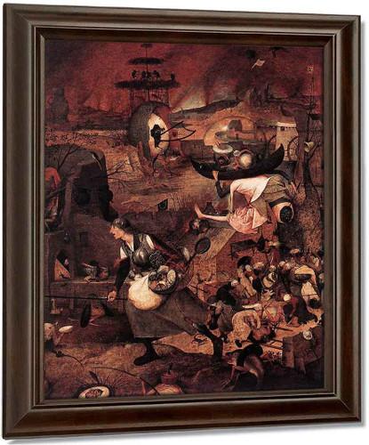Dulle Griet By Pieter Bruegel The ElderOil on Canvas Reproduction