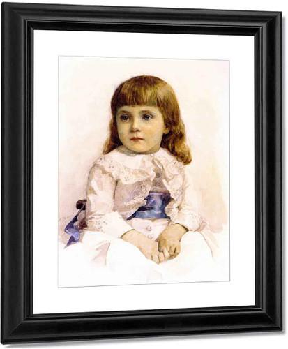 Edmund James Drifton Coxe By Cecilia Beaux By Cecilia Beaux