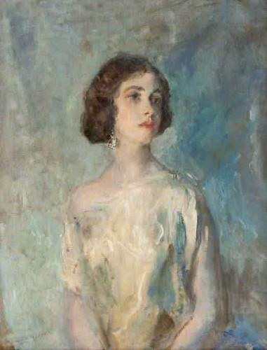 Elizabeth Johnson By Ambrose Mcevoy