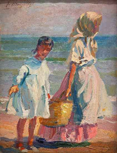 En La Playa By Jose Mongrell Torrent