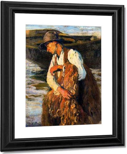Estudio De Pescador By Jose Mongrell Torrent