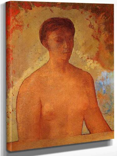 Eve By Odilon Redon
