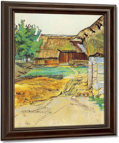 Farm1 By Stanislaw Wyspianski