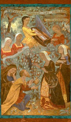 Antilachi Guerit Les Malades Par Chansons By Paul Serusier