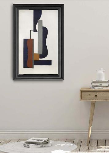 Composition Ii By Albert Eugene Gallatin