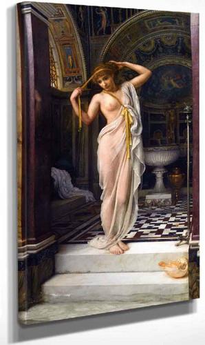 Diadumene By Sir Edward John Poynter