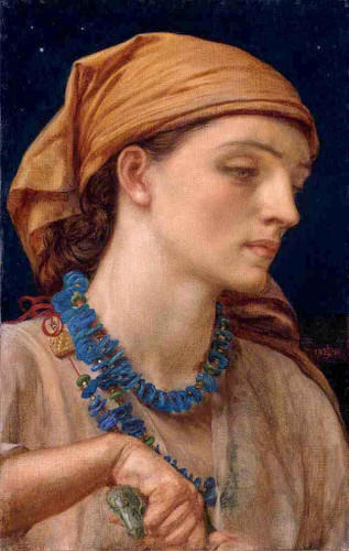 Judith By Sir Edward John Poynter