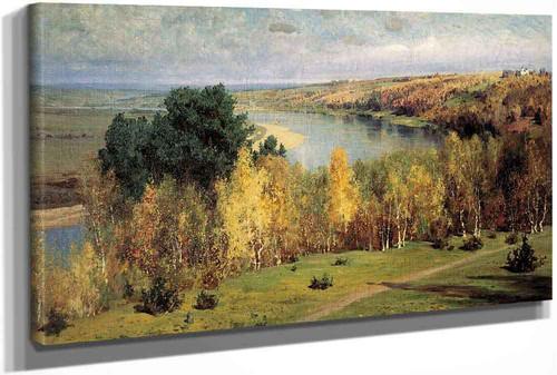Autumn by Vasily Polenov