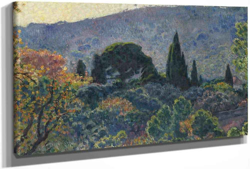 Costebelle (Also Known As Autumn) by Theo Van Rysselberghe