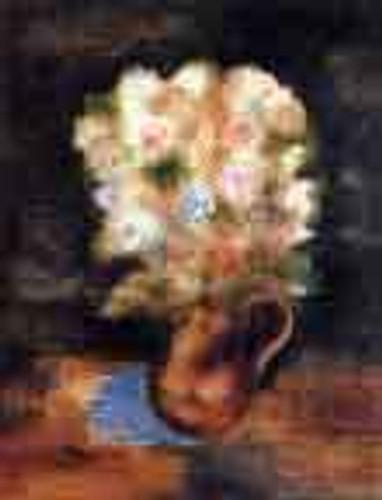 Flowers By Jankel Adler By Jankel Adler