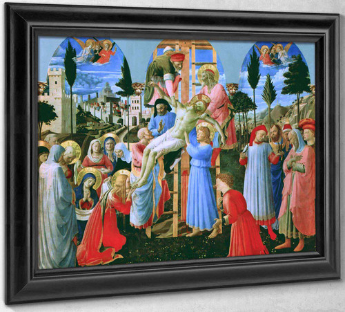 Kreuzabnahme by Fra Angelico