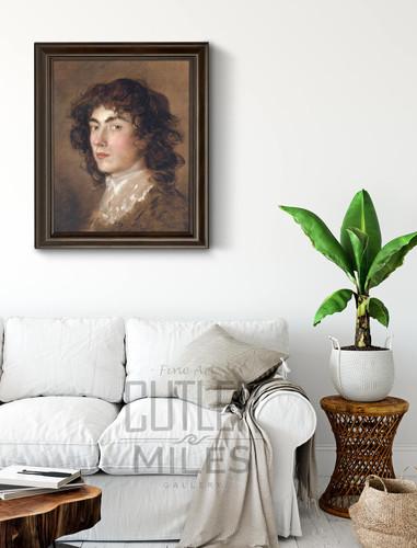 Gainsborough Dupont By Thomas Gainsborough