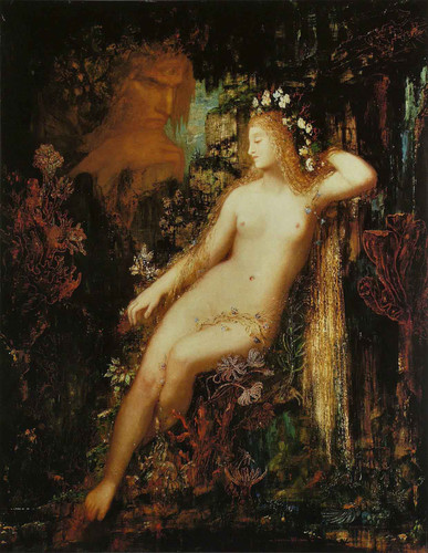 Galatea1 By Gustave Moreau