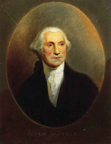 George Washington By Alfred Jacob Miller