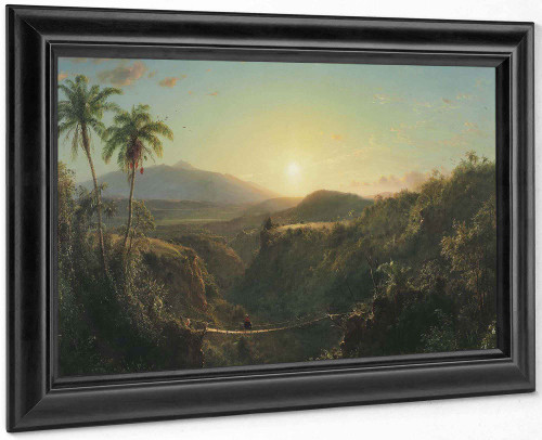 Pichincha Frederic Edwin Church by Frederic Edwin Church