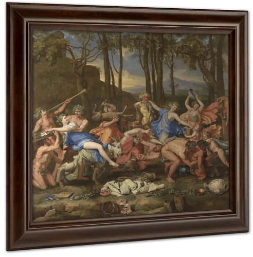 The Triumph Of Pan by Nicholas Poussin