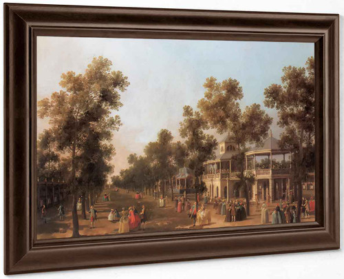 Vauxhall Gardens Canaletto