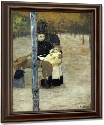 Good Children By Edouard Vuillard