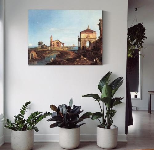Capriccio (1) Canaletto