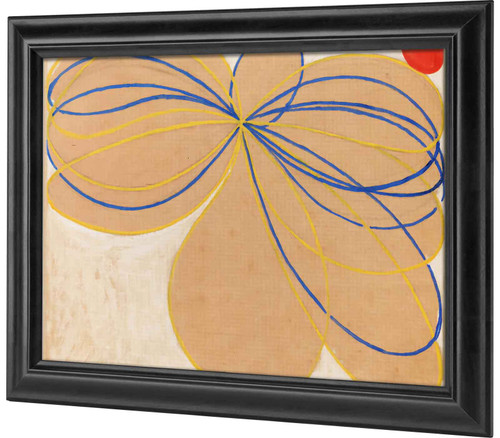 Group V The Seven Pointed Star No 1 Hilma Af Klint