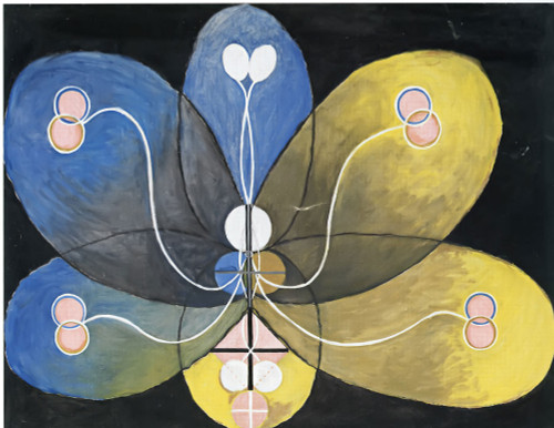 Group Vi Evolution No 9 Hilma Af Klint