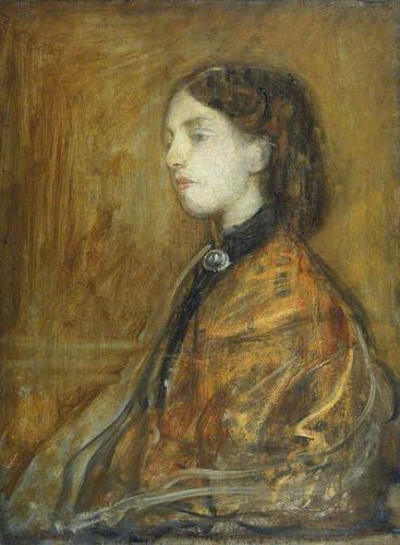 Gwen John By Ambrose Mcevoy