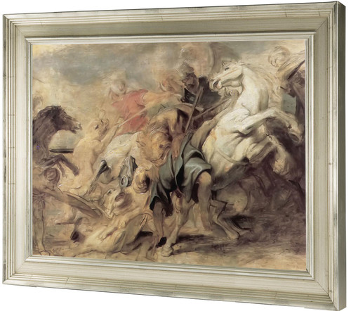 The Lion Hunt Peter Paul Rubens