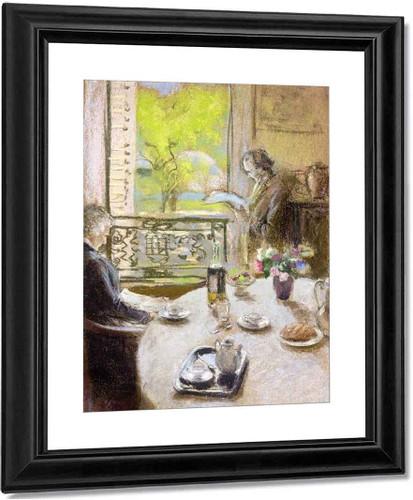 Interior Scene2 By Edouard Vuillard