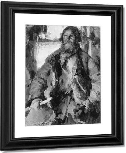 Ivan Rodin By Abram Efimovich Arkhipov