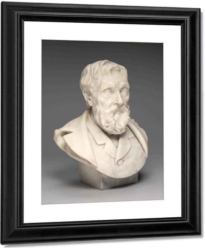 J B Van Berckelaer By Auguste Rodin