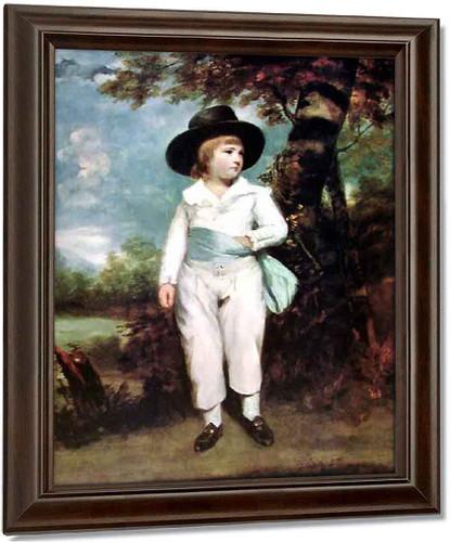 John Charles By Sir Joshua Reynolds