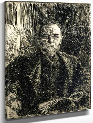 John Hay By Anders Zorn