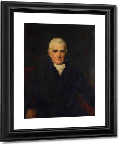 John Scott, First Earl Of Eldon  By Sir Thomas Lawrence